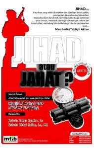 jihad atau jahat