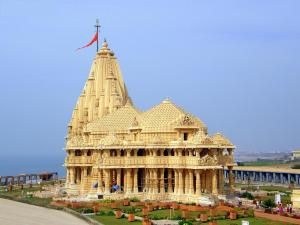 Berhala Somanath, Somnath Temple, Gujarat, India