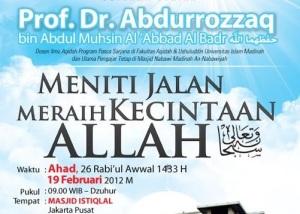 kajian-syaikh-abdurrazaaq-2012-istiqlal-jakarta