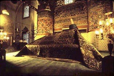 apakah ini makam rasulullah