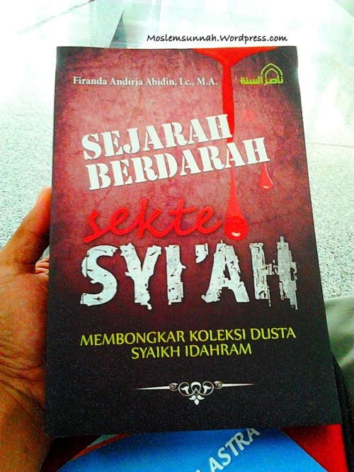ebook sejarah berdarah sekte wahabi