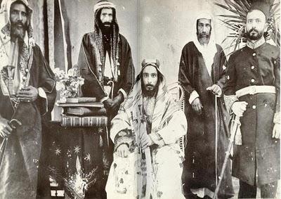 Tebak-tebakan Foto Syaikh Muhammad bin Abdul Wahhab