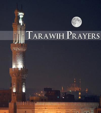 Tarawih Prayers