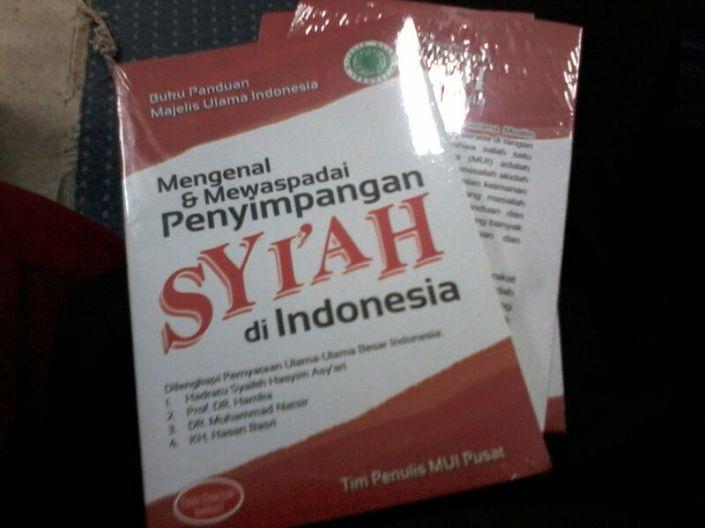 Mengenal dan Mewaspadai Penyimpangan Syi'ah di Indonesia