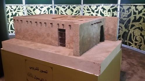Replika Rumah Pada Zaman Nabi