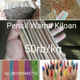 Pensil Warna Kiloan