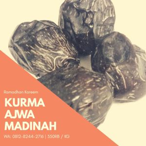 kurma ajwa madinah